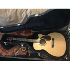 Crafter Silver Series Guitar Bundle